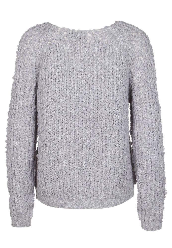 Vorschau: Pullover aus Effektgarn