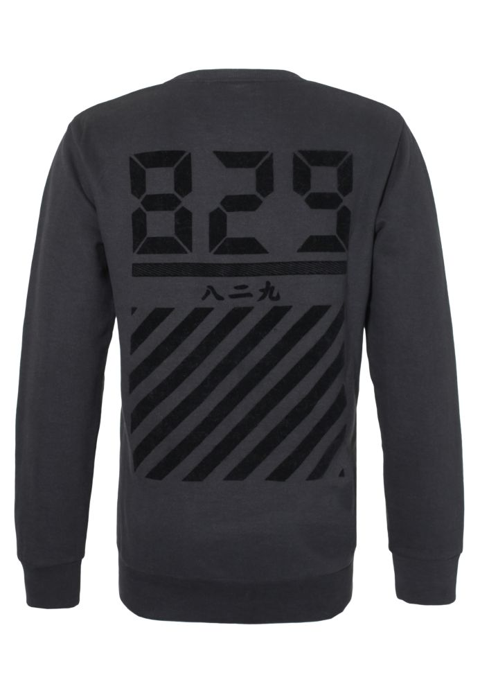 Vorschau: Sweatshirt - EIGHT2NINE Logo