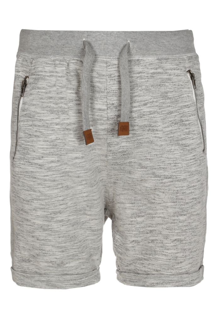 Graue Sweat Bermuda