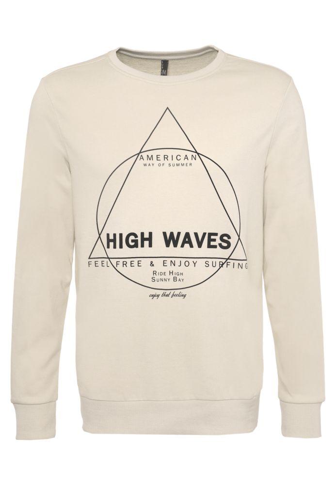 Herren Sweatshirt - bedruckt