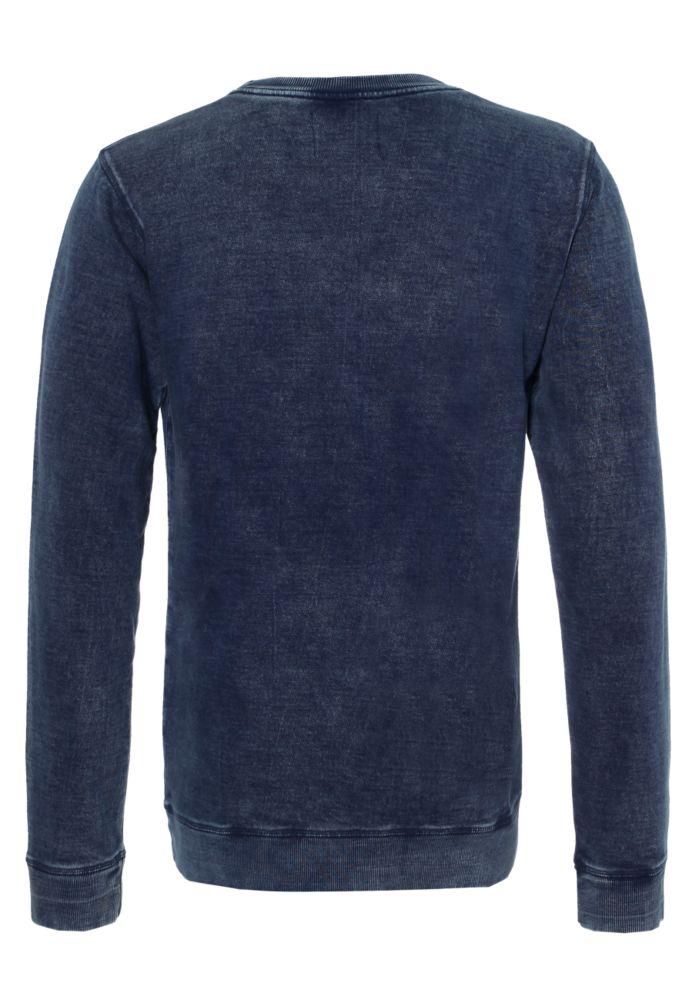 Vorschau: Blaues Vintage Sweatshirt