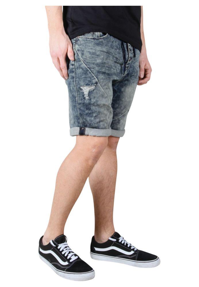 Vorschau: Jeans Shorts aus Sweat