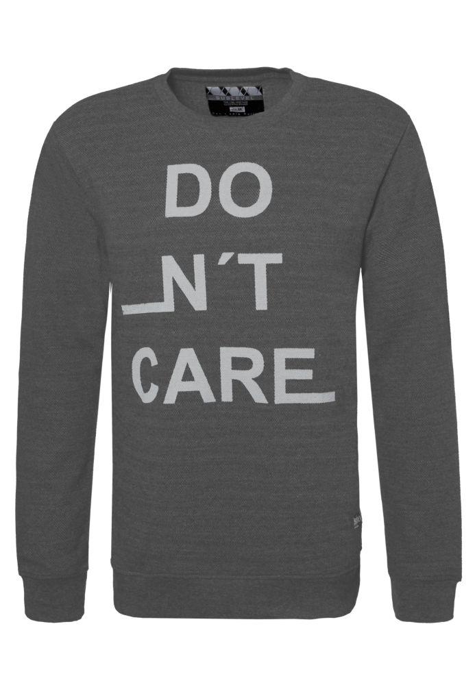 Herren Statement Sweatshirt