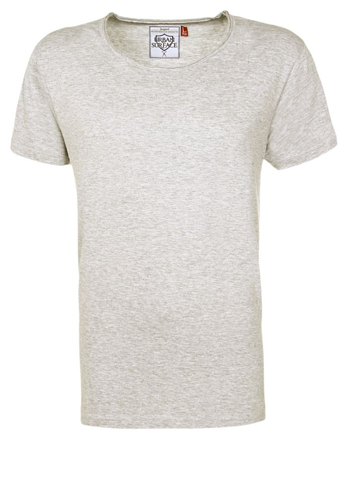 Vorschau: Männer Basic T-Shirt
