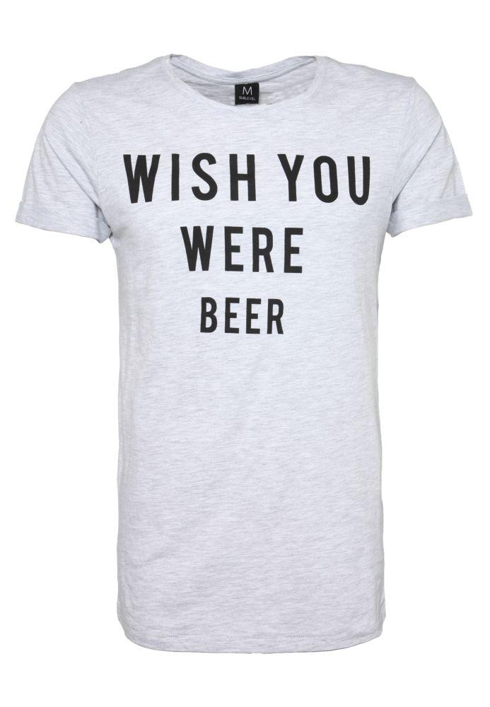Herren T-Shirt - Beer