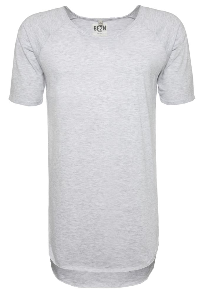 Herren T-Shirt Long Fit