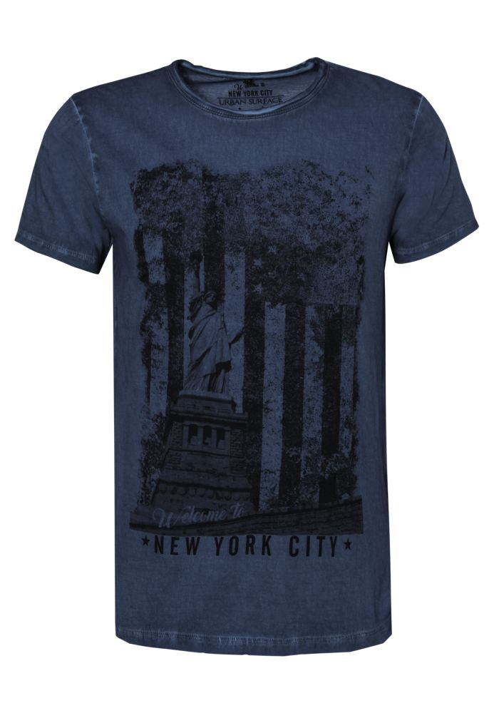 Herren T-Shirt - New York