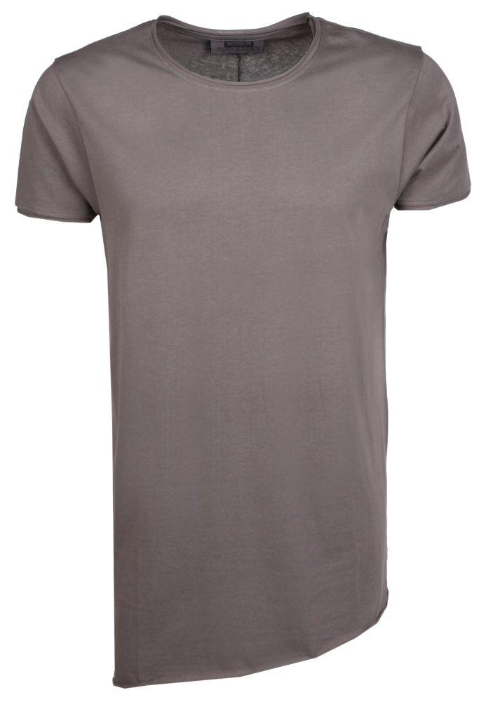 Herren T-Shirt - asymmetrisch