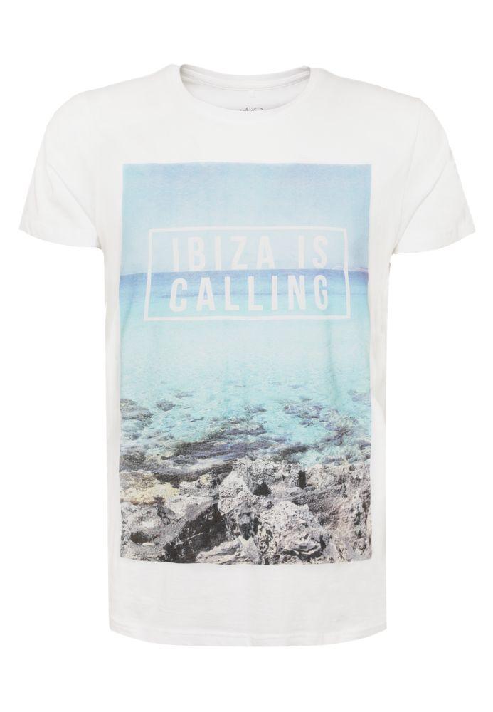 Herren T-Shirt - Ibiza Calling