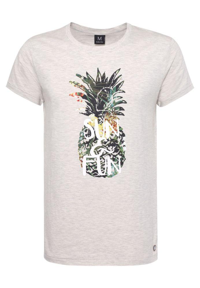 Herren T-Shirt - Sun & Fun