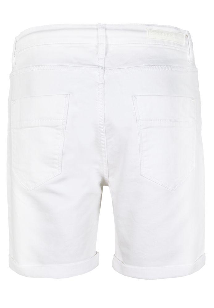 Vorschau: Weiße Sweat Shorts LUIS