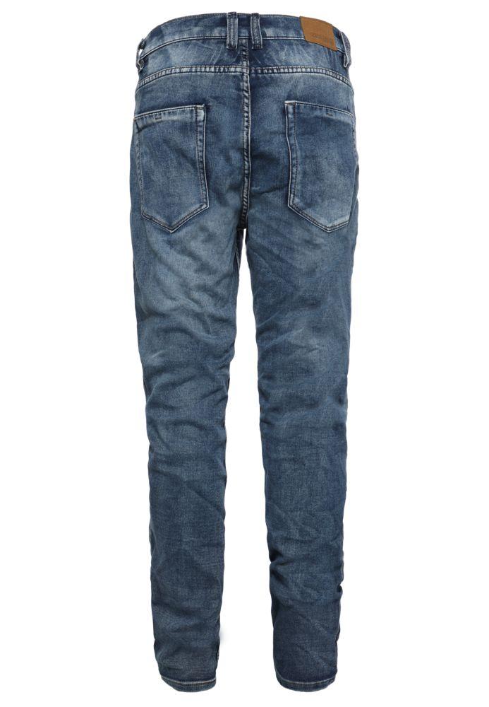 Vorschau: Dark Blue Sweat Jeans