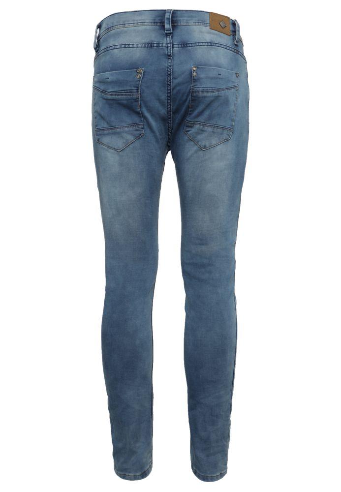 Vorschau: Herren Sweat Jeans Used