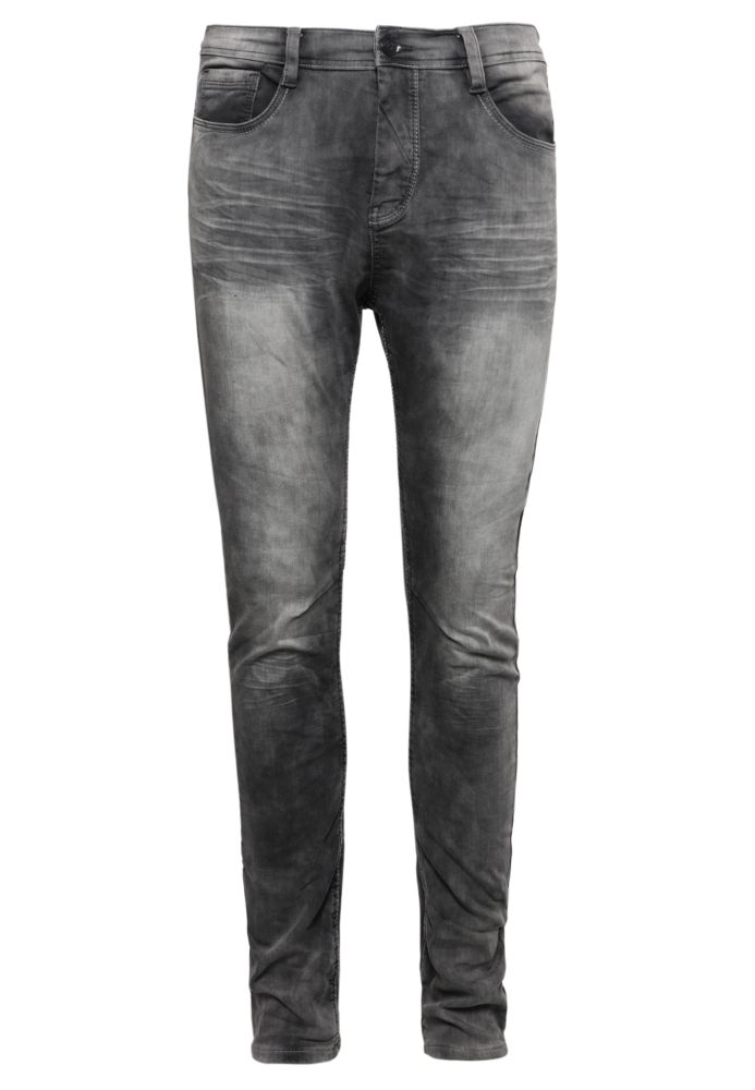 Graue Herren Sweat Jeans