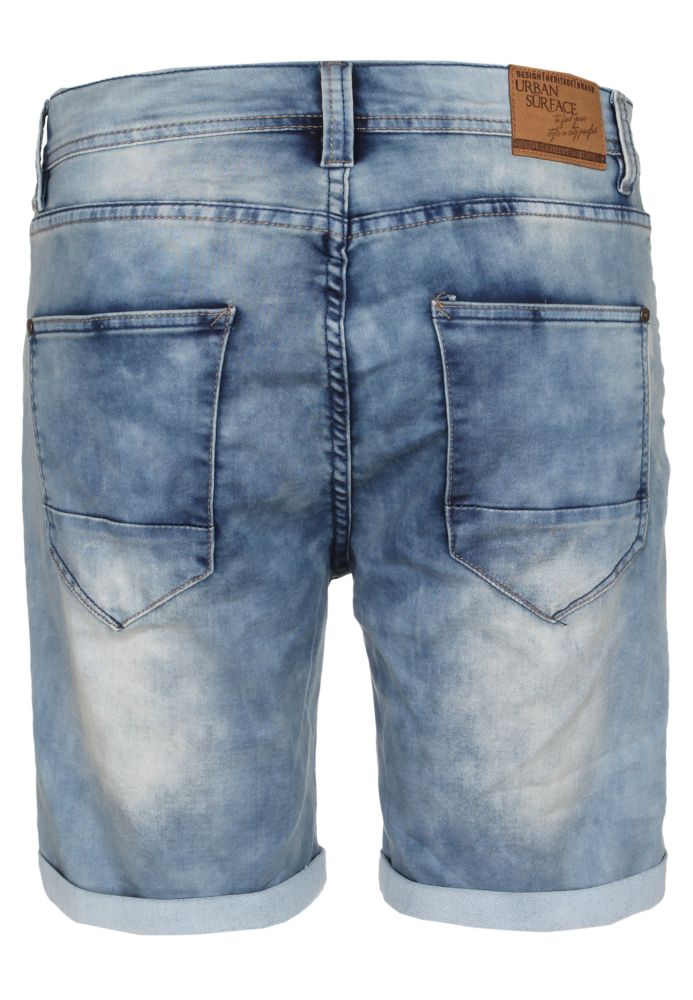 Vorschau: Jeans Bermuda aus Sweat