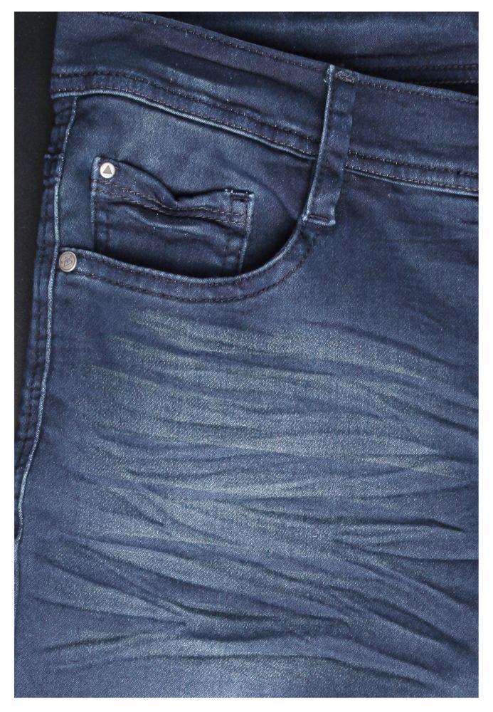 Vorschau: 5-Pocket Skinny Sweat Jeans