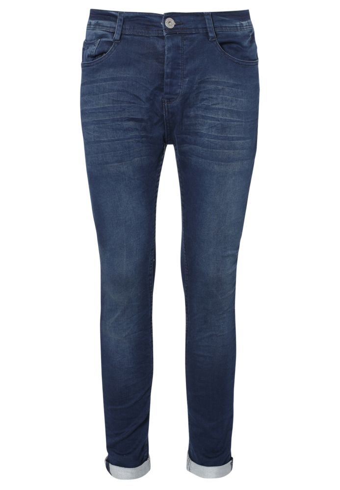 5-Pocket Skinny Sweat Jeans