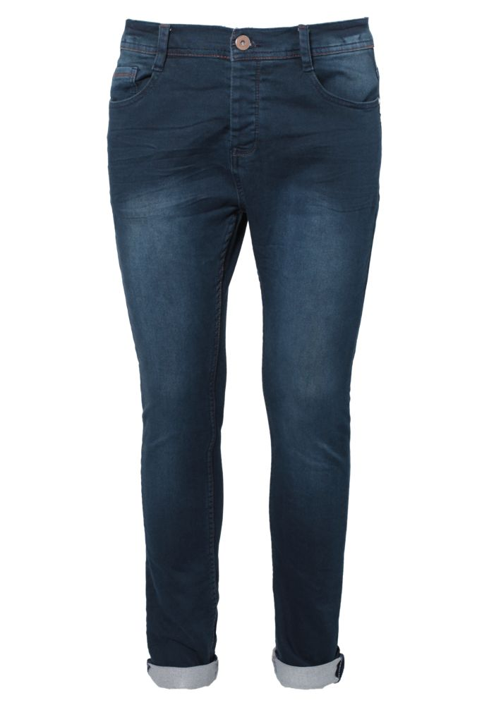 Herren Skinny Used Sweat Jeans