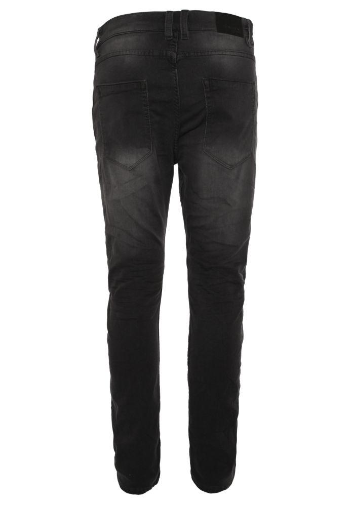 Vorschau: Schwarze Herren Sweat Jeans