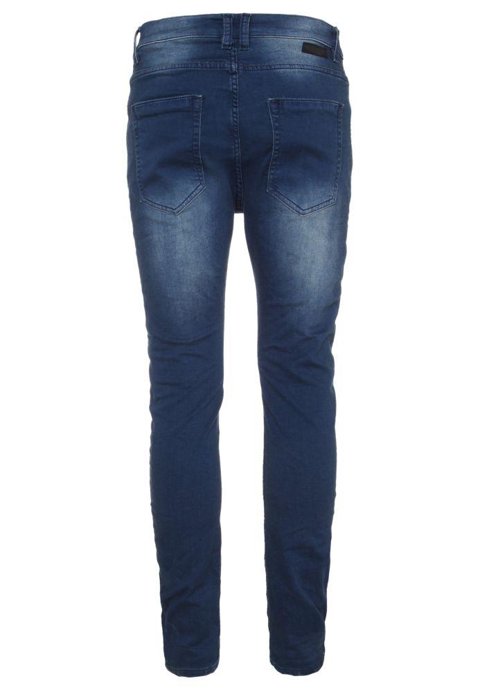Vorschau: Blaue Herren Sweat Jeans