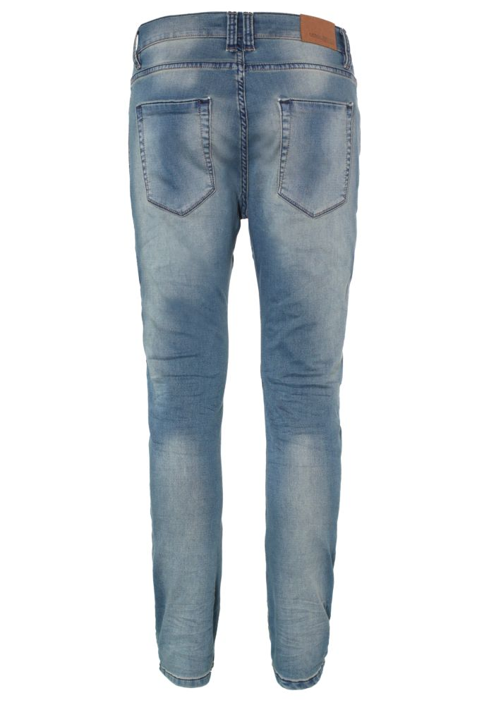 Vorschau: Herren Slim Fit Sweat Jeans
