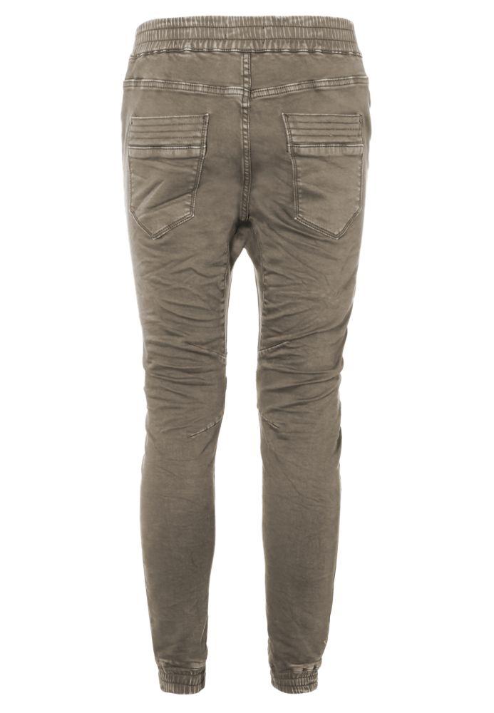 Vorschau: Sweat Jeans - Biker Optik