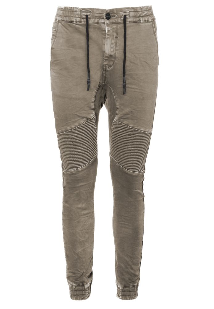Sweat Jeans - Biker Optik