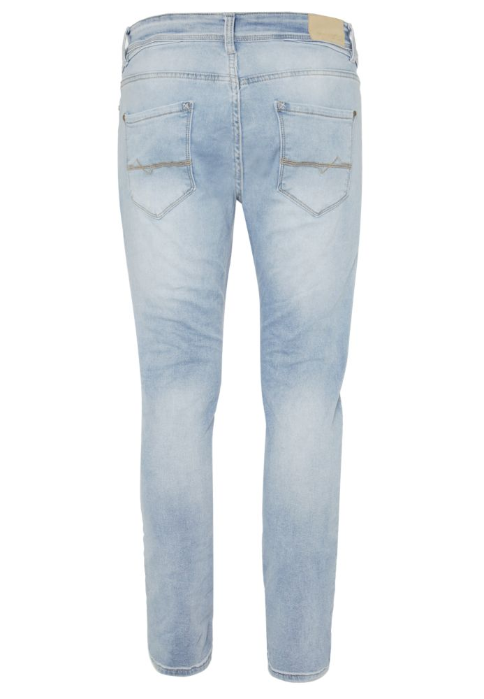 Vorschau: Helle Slim Fit Sweat Jeans