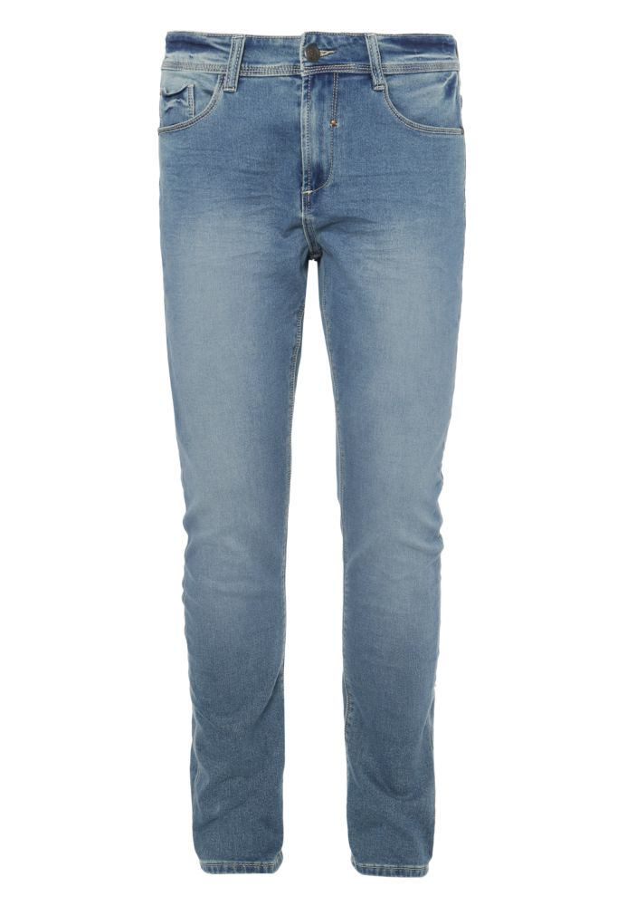 Slim Fit Sweat Blue Jeans