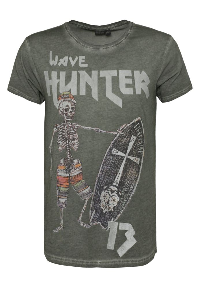 Herren T-Shirt - Wave Hunter