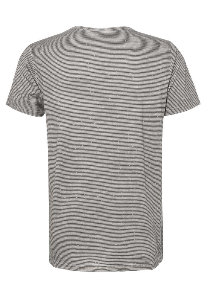 Vorschau: Gestreiftes Used T-Shirt