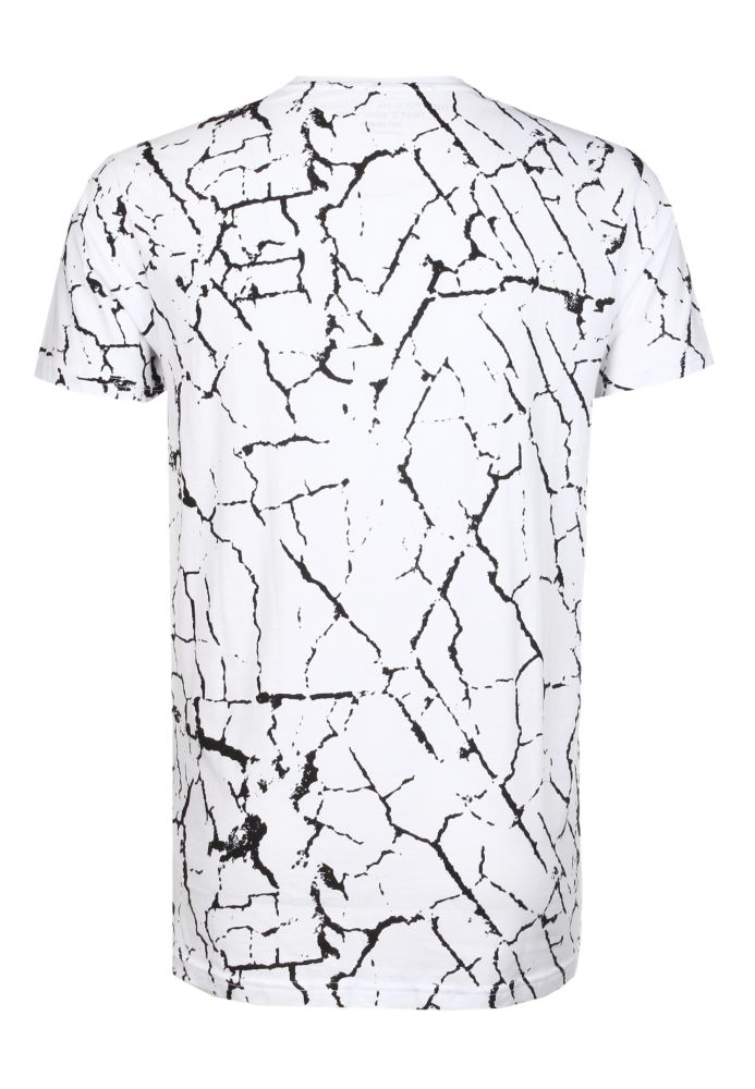 Vorschau: Marmor Print Shirt