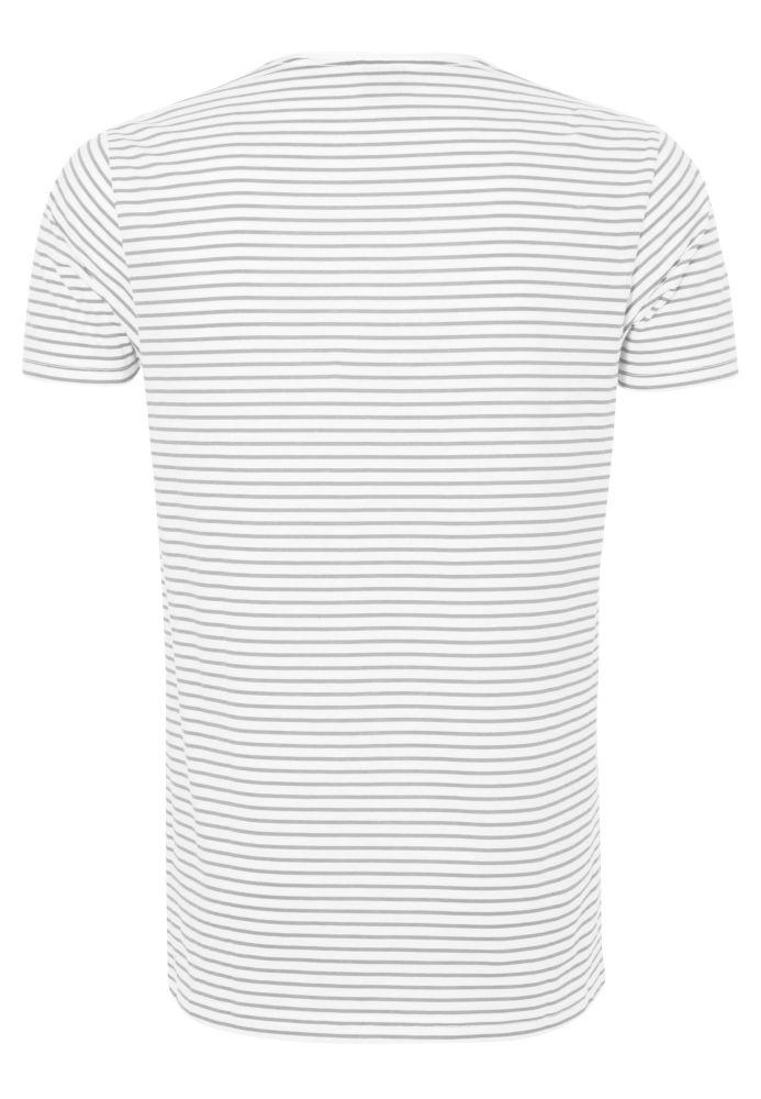 Vorschau: Gestreiftes Print Shirt