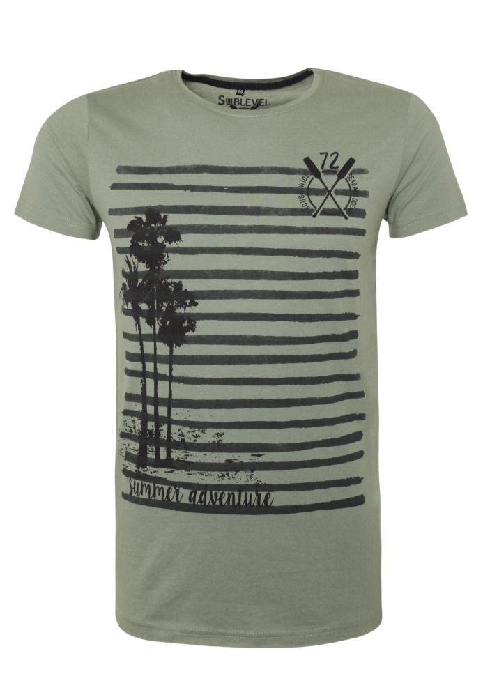 Herren T-Shirt - Summer Adventure