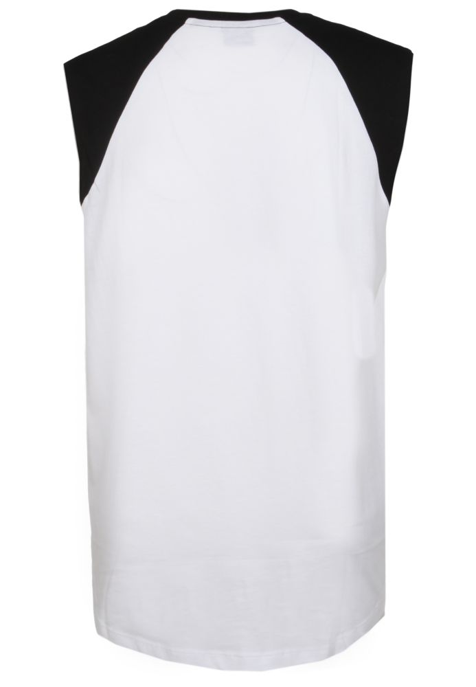 Vorschau: Black & White Tank Top