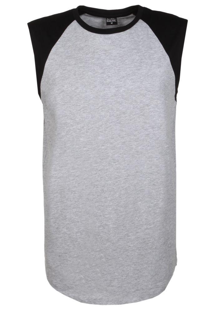 Black & White Tank Top