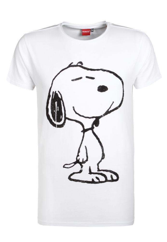 Herren T-Shirt SNOOPY