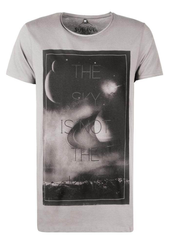 Vorschau: Basic Print Shirt