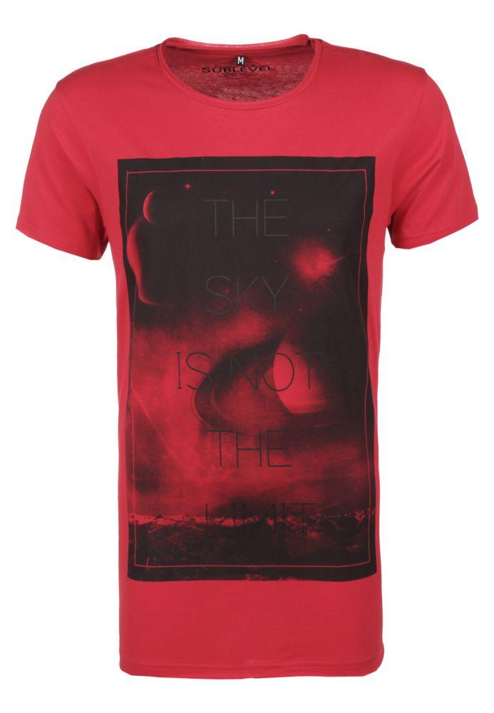 Basic Print Shirt