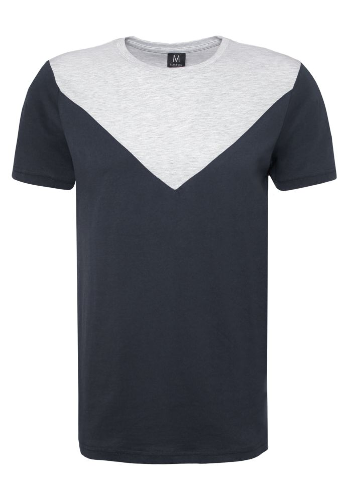 Herren T-Shirt - Two-Colour