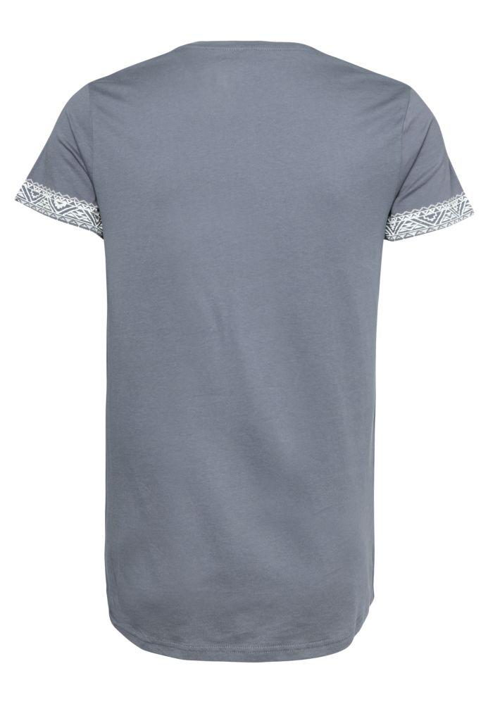 Vorschau: Herren T-Shirt Ethno Print