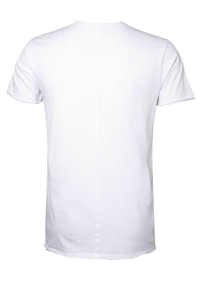 Vorschau: T-Shirt Cow-Man-Print TILL