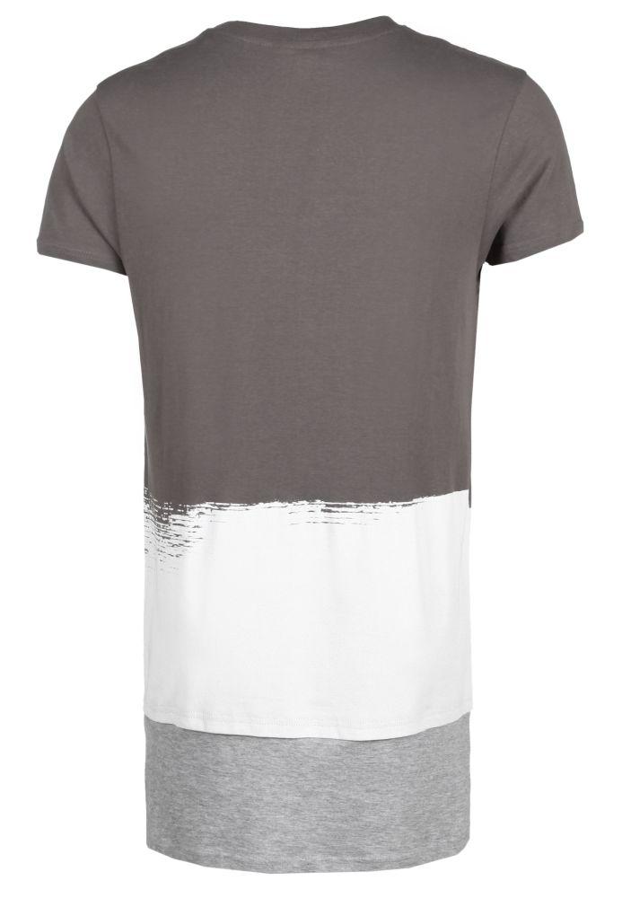Vorschau: Gestreiftes Long T-Shirt