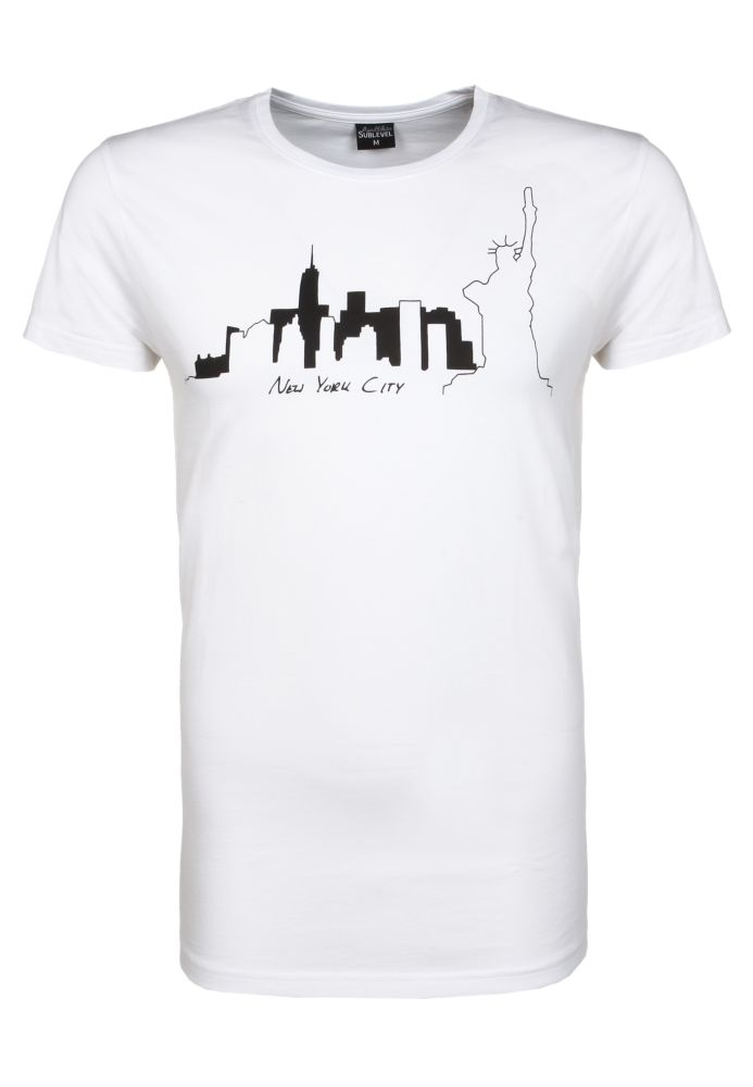 Vorschau: Herren Shirt NEW YORK CITY