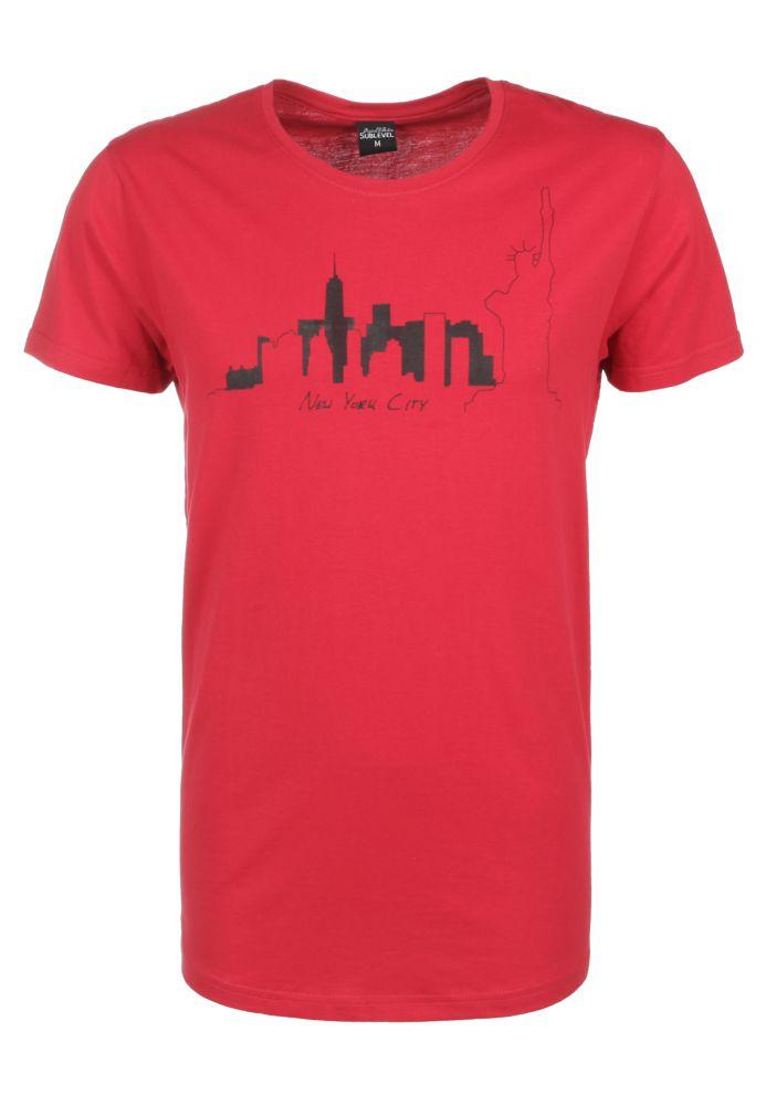 Herren Shirt NEW YORK CITY