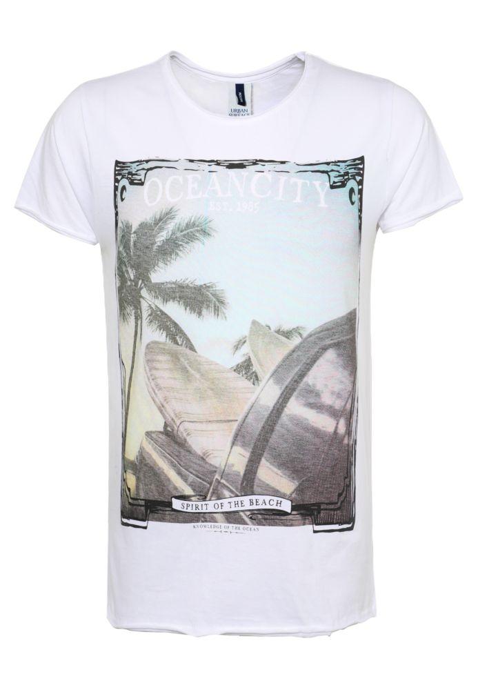 Herren T-Shirt - Ocean City
