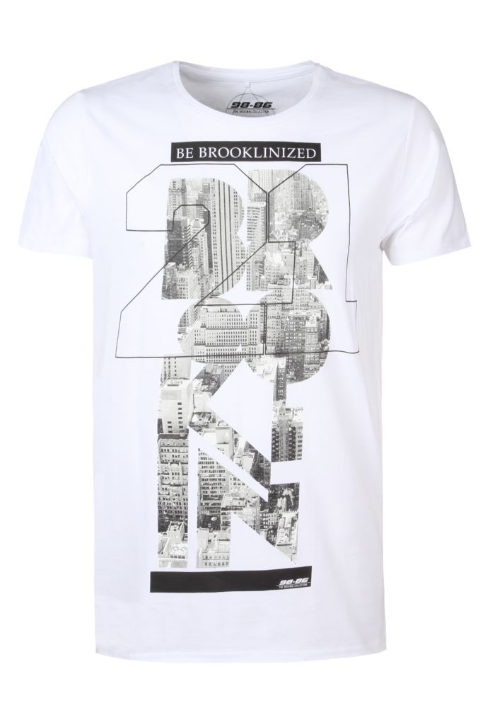 City Print Shirt BROOKLYN