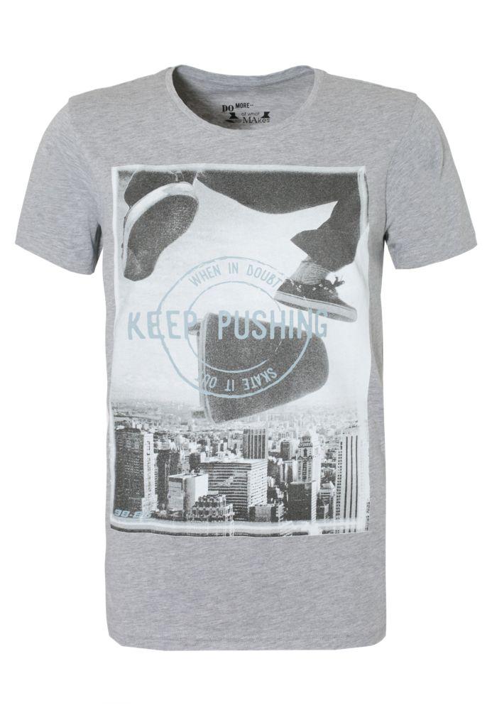 Herren T-Shirt - Skater Print