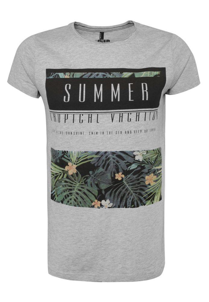 Herren T-Shirt - Summer Print