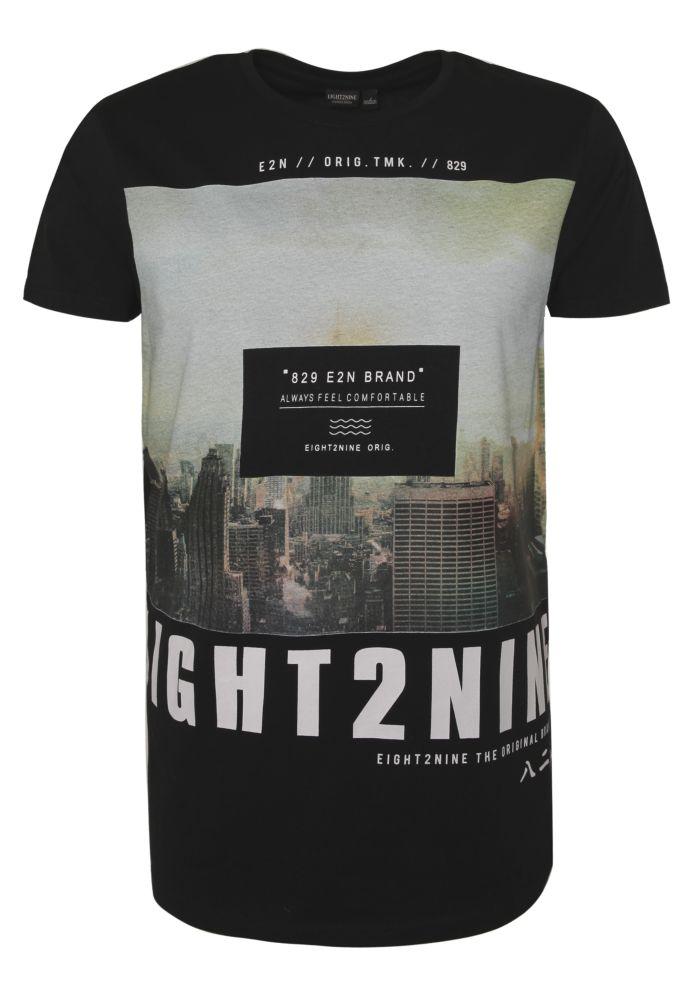 Herren T-Shirt - City Print